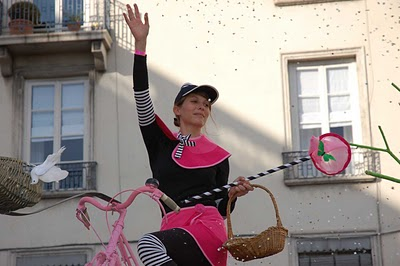 "Agenda Lyon - Biennale de la danse ""la vie en rose"" 3"