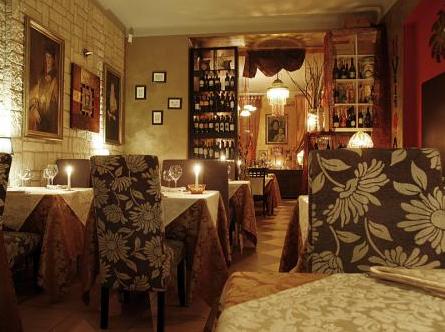 prague restaurant italien  Il gattopardo