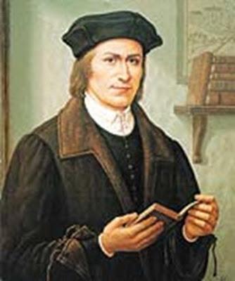 21 Mai 1563 : mort de Martynas Mažvydas 1