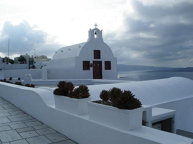 fira cyclades grece
