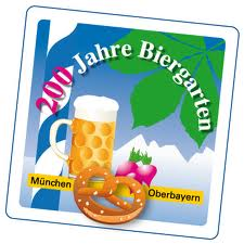 Biergarten à Munich (Muenchen) ; une tradition vieille de 200 ans 1