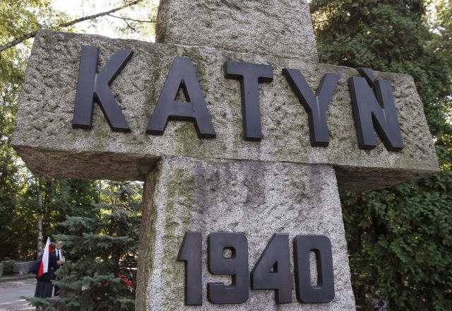 massacrces de Katyn