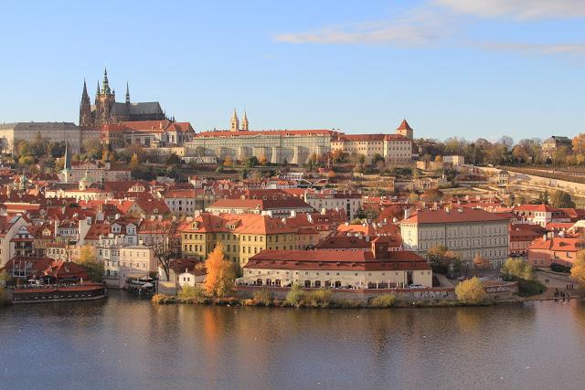 Week end à Prague, une magnifique escapade depuis Vienne 1