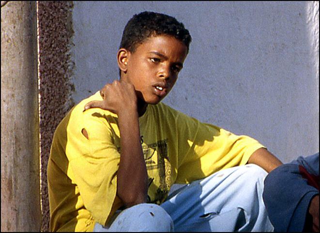adolescent egyptien