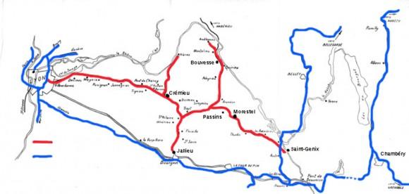 Au temps où le chemin de fer de l'Est lyonnais venait jusqu'à notre porte… 4