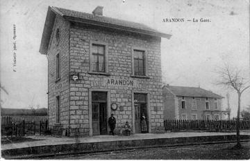 Au temps où le chemin de fer de l'Est lyonnais venait jusqu'à notre porte… 6