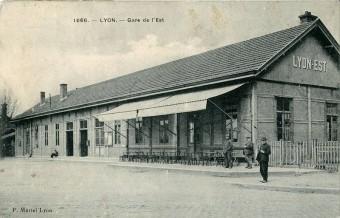 Au temps où le chemin de fer de l'Est lyonnais venait jusqu'à notre porte… 5