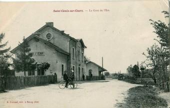 Au temps où le chemin de fer de l'Est lyonnais venait jusqu'à notre porte… 3