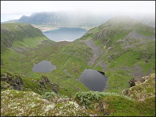 lacs Lofoten matmora