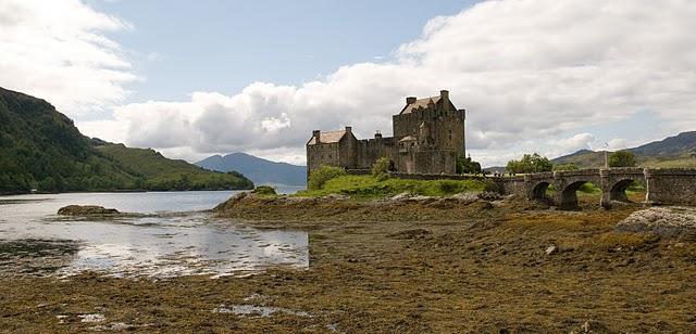 eleian castle ecosse