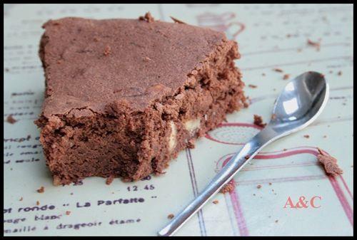 Fondant moelleux courgette chocolat amande (1)