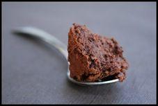 Gâteau au chocolat, pois chiches et dattes (1)
