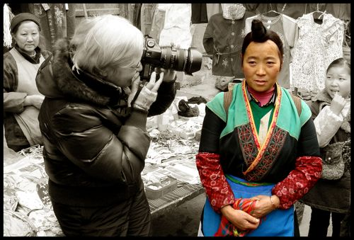 Guizhou. ethnie Buyi