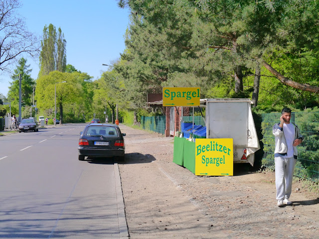 Vivre à Berlin ; les aléas d'avril 16