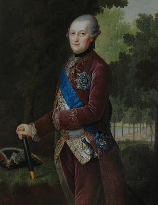 15 Février 1724: naissance de Peter von Biron, duc de Courlande 2
