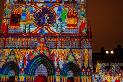 La Fête des Lumières de Lyon (8 décembre) : un événement incontournable 1