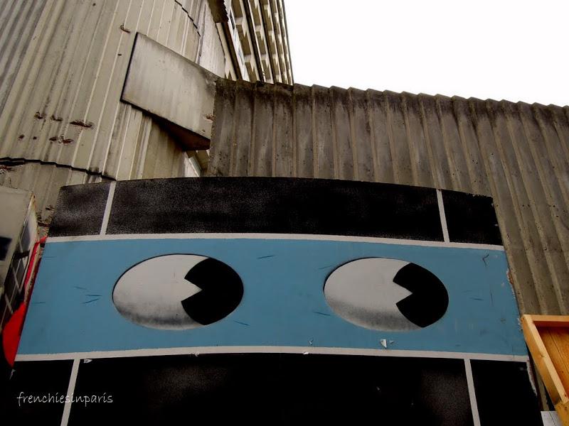 Street Art Paris insolite et surprenant (Sortir à Paris) 103