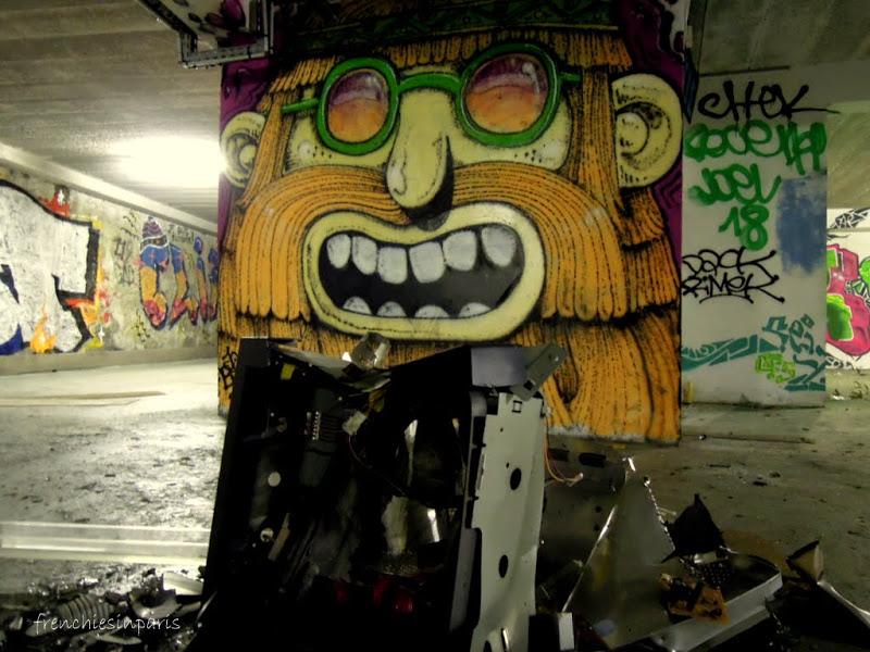 Street Art Paris insolite et surprenant (Sortir à Paris) 104