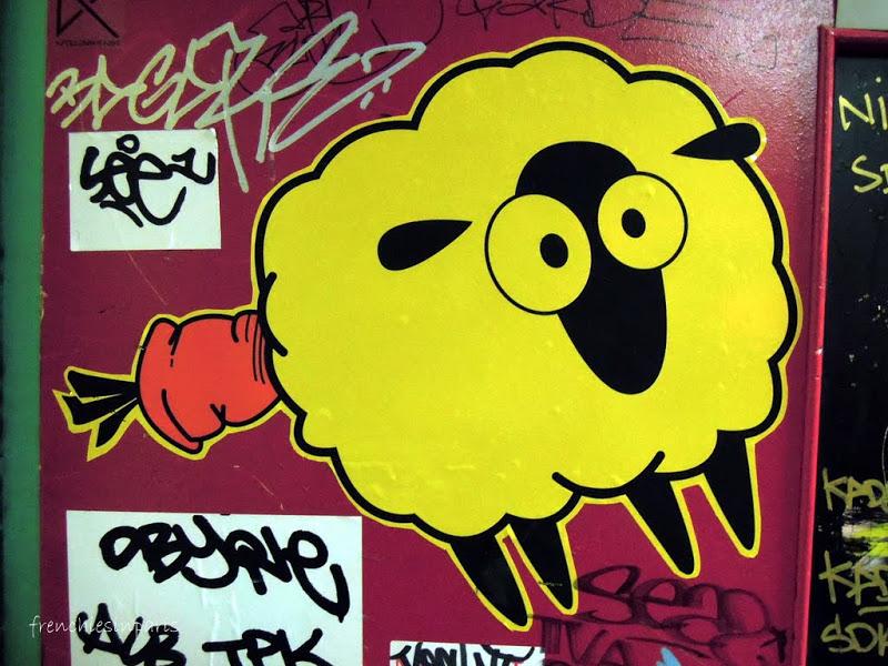 Street Art Paris insolite et surprenant (Sortir à Paris) 105