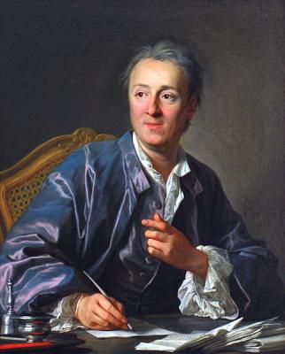 Le voyage de Diderot à Saint-Pétersbourg 1