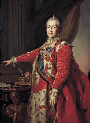Le voyage de Diderot à Saint-Pétersbourg 2