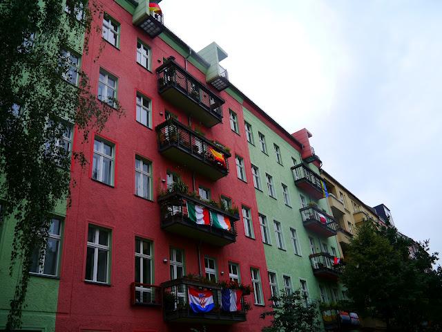 Un été à Berlin : Juin 16