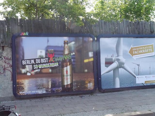 Un été à Berlin : Juin 19