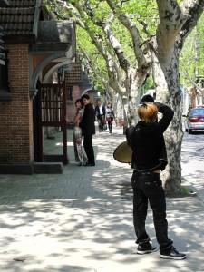 Vivre en Chine ; impressions d'une Occidentale vivant à Shanghai 2