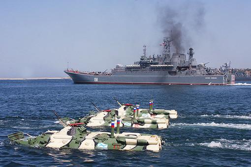 Les mystérieuses manœuvres russes en Mer Noire 3