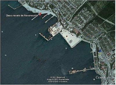 Les mystérieuses manœuvres russes en Mer Noire 4