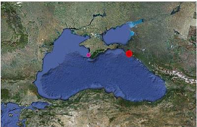 Les mystérieuses manœuvres russes en Mer Noire 2