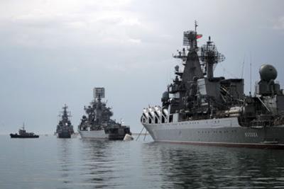 Les mystérieuses manœuvres russes en Mer Noire 5