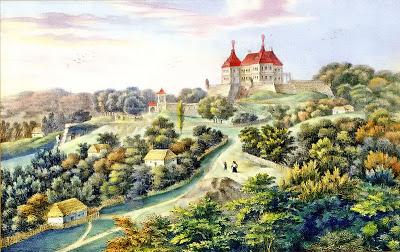 Le château de Podgoretsky entre influences Renaissance et baroque 2
