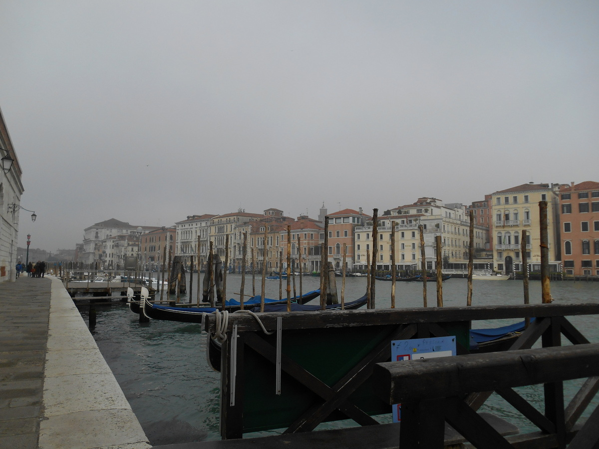 Le grand Canal...