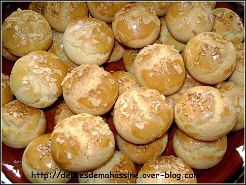 ghribiyas recette marocaine