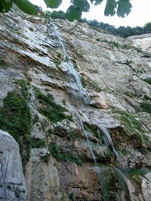 Randonnée en Isère dans le Vercors près de la grotte de Choranche 3