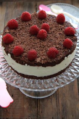 recette cuisine autrichienne Schokoladen Himbeer Torte