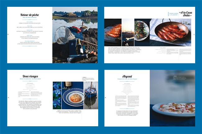 Je cuisine marin d'Amélie Pignarre : Souffle du bord de mer sur la cuisine 8