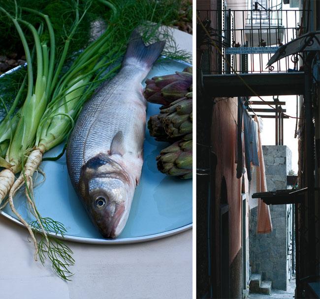 Je cuisine marin d'Amélie Pignarre : Souffle du bord de mer sur la cuisine 6