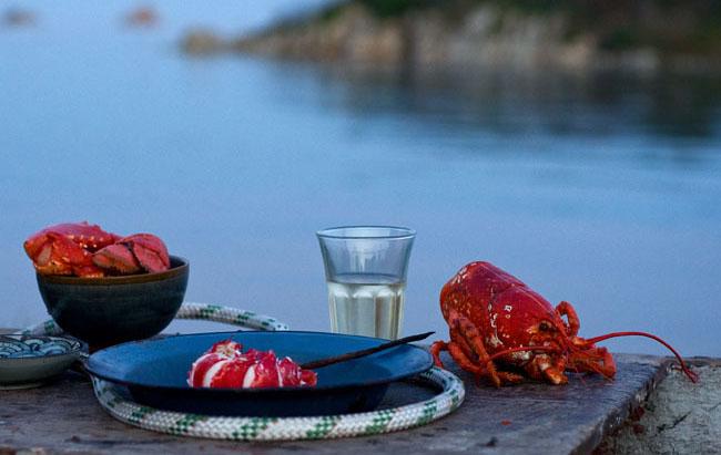 Je cuisine marin d'Amélie Pignarre : Souffle du bord de mer sur la cuisine 7