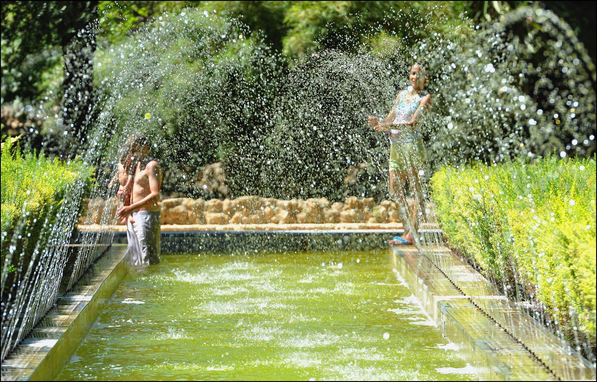 parc maria luisa seville andalousie