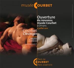 Exposition «Courbet – Clésinger, œuvres croisées» au musée Courbet d'Ornans 1