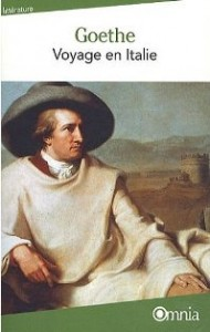 Le Voyage en Italie de Goethe