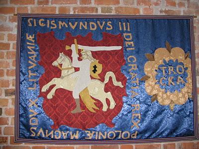 Histoire de Lituanie : Drapeaux et autres symboles 1