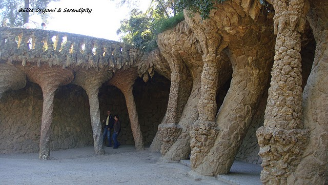 Parc Güell en photos ; promenade au pays des merveilles (Barcelone tourisme) 24