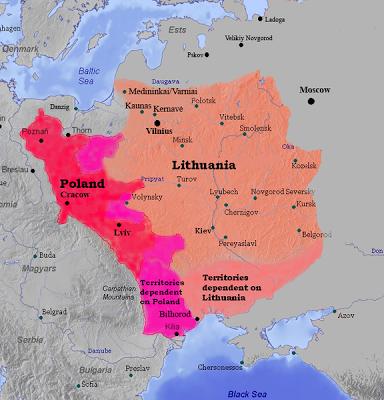 L'Union de Krėva (14 Août 1385) : un quiproquo qui dure encore ! 2