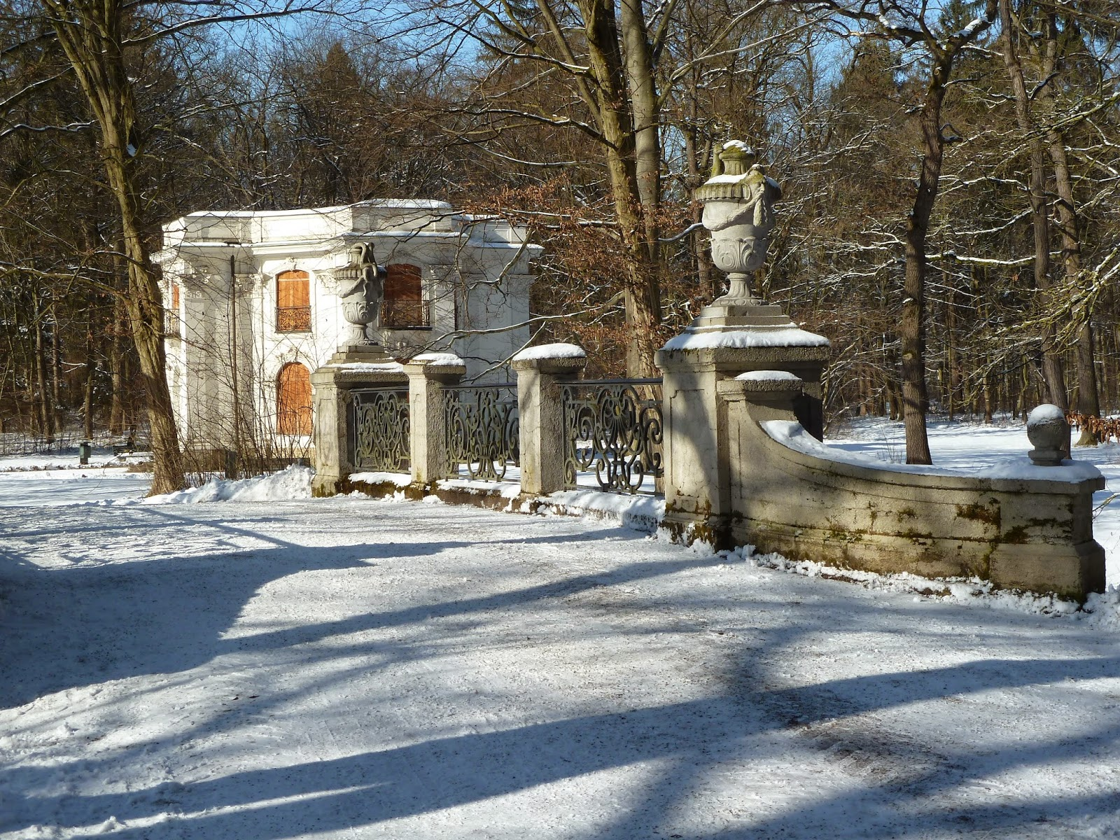 Chateau Nymphenburg, la résidence d'été des rois de Bavière à Munich 30