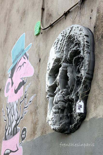 Street Art Paris insolite et surprenant (Sortir à Paris) 81