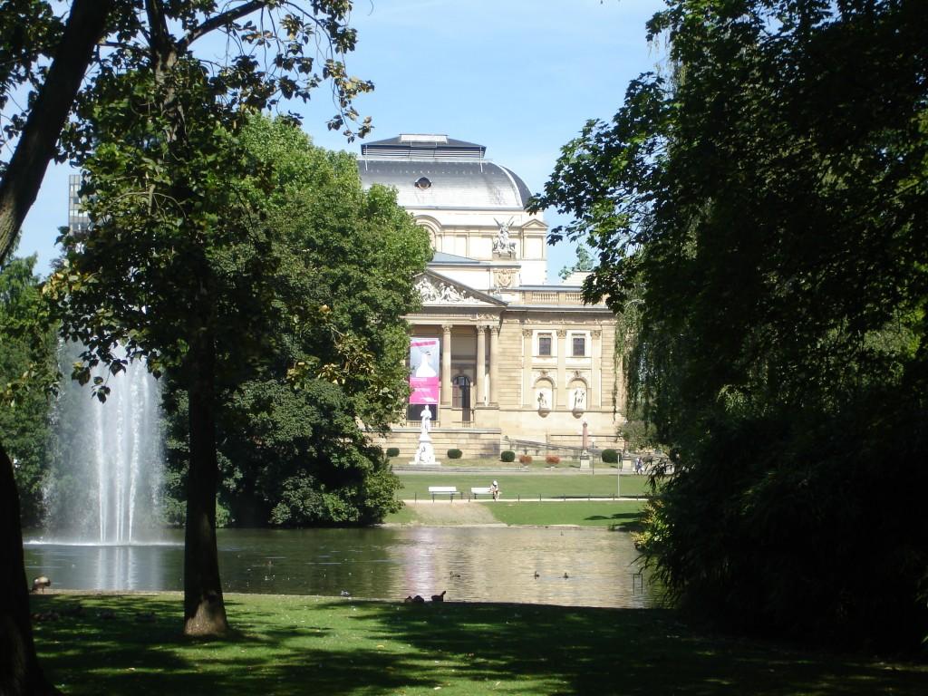 Wiesbaden, entre Fluxus et Weinwoche 3