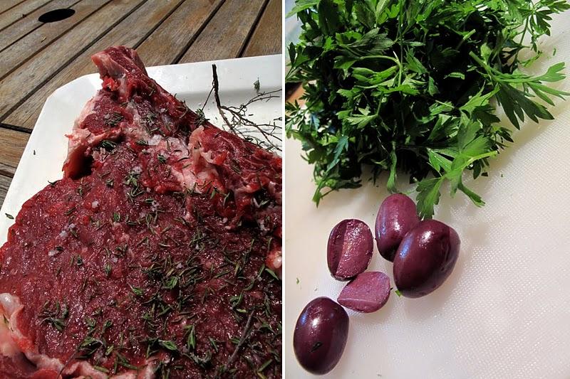 Taboulé persillé pommes et raisins : recette libanaise revisitée et surprenante 4
